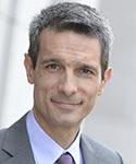 Benoit Bazin, stagiaire devenu patron